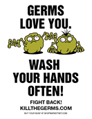 Germs Love You