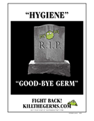 Hygiene - Good-bye Germ